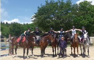 sport études équitation Aude